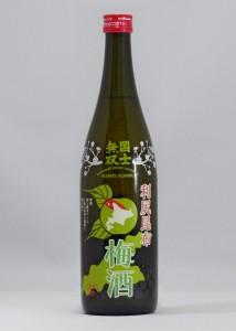 ②利尻昆布梅酒720ml