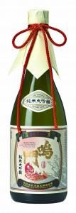 鳴門鯛純米大吟醸720ml