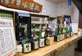 澤の井利き酒